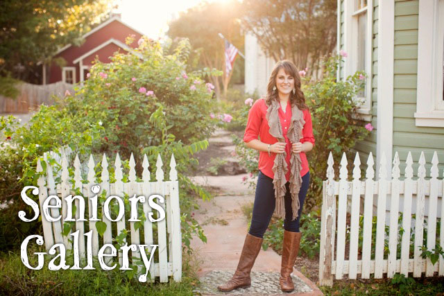 Senior Portraits Gallery
